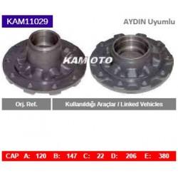 KAM11029 Aydın Uyumlu Porya Wheel Hub