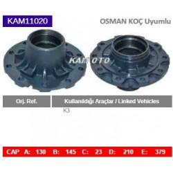 KAM11020 Osman Koç Uyumlu K3 Porya Wheel Hub