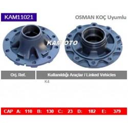 KAM11021 Osman Koç Uyumlu K4 Porya Wheel Hub