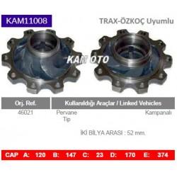 KAM11008 Trax-Özkoç Uyumlu 46021 Porya Wheel Hub
